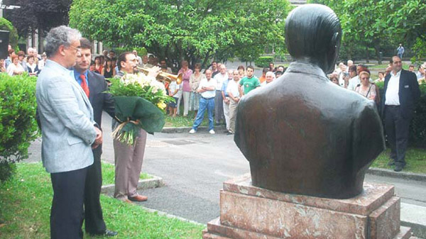 Galdakao homenajea a m ximo moreno al cumplirse un - Oficina del consumidor en bilbao ...