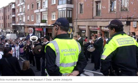 basauri_san_fausto_2013_policia_municipal