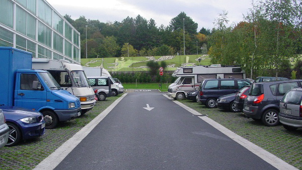 galdakao parking rotacion
