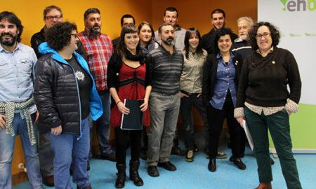 basauri eh bildu 2015 candidatura natalia gardeazabal