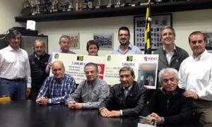 basauri basconia 2015 cheque serso caritas
