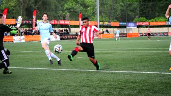 basauri piru gainza 2014 athletic alex