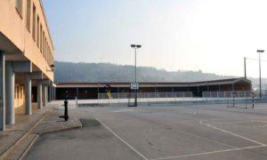basauri etxegarai colegio 2014 patio