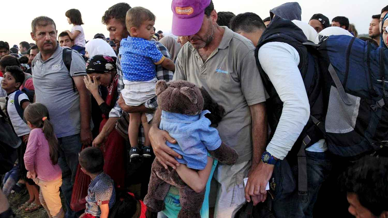 basauri refugiados 2015 reuters