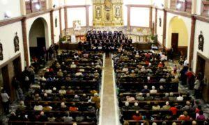 basauri koral elkartea 2013 iglesia san pedro