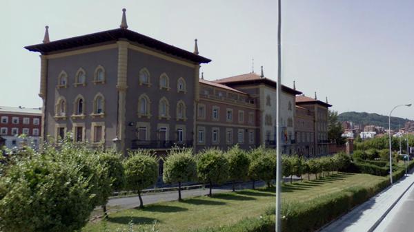 basauri carcel cuartel guardia civil