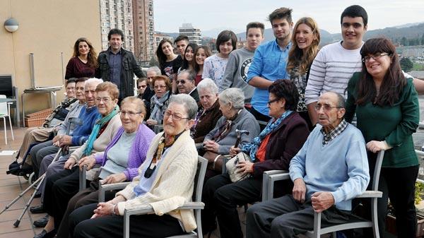 basauri etxe maitia 2015 encuentro intergeneracional