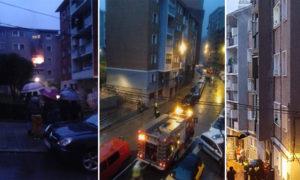 basauri incendio 2016 calle leon