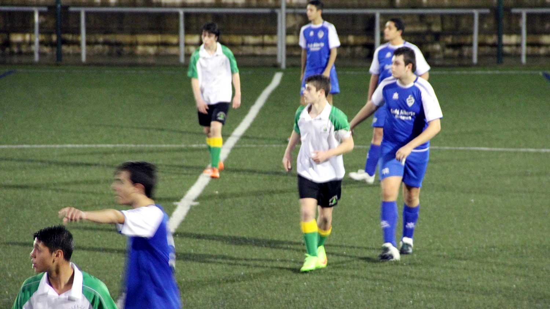 basauri futbol selekzioa 2016 partidua 3