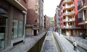 basauri calle lehendakari agirre 2016 kalero