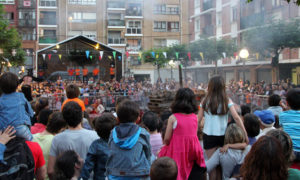basauri pozokoetxe fiestas 2015 san juan gente