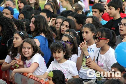 etxebarri san antonio 2016 fiestas txupinazo 2
