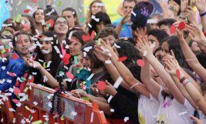 etxebarri san antonio 2016 fiestas txupinazo
