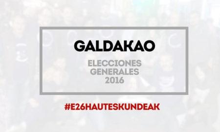 galdakao elecciones 2016 generales
