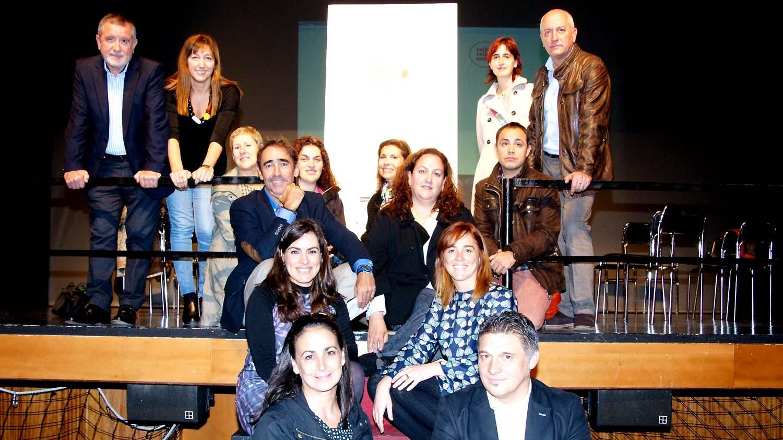 basauri social antzokia 2016 txiki txiki txikia presentacion