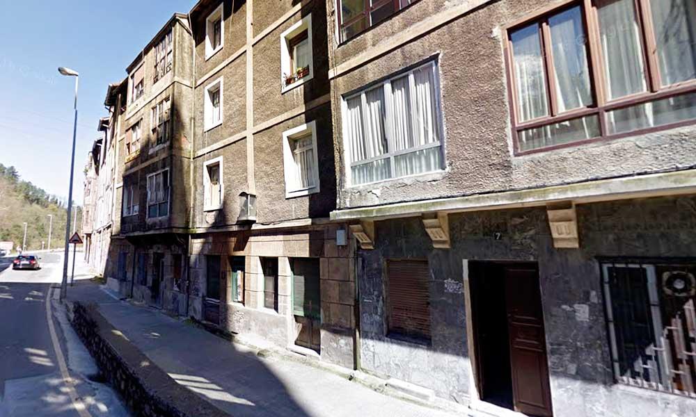 Kareaga Goikoa Basauri 2016 calle pisos