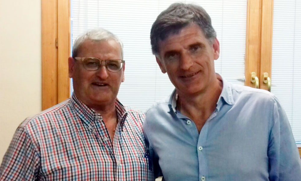 Jose Luis Saez Kiriki Basauri Mendilibar