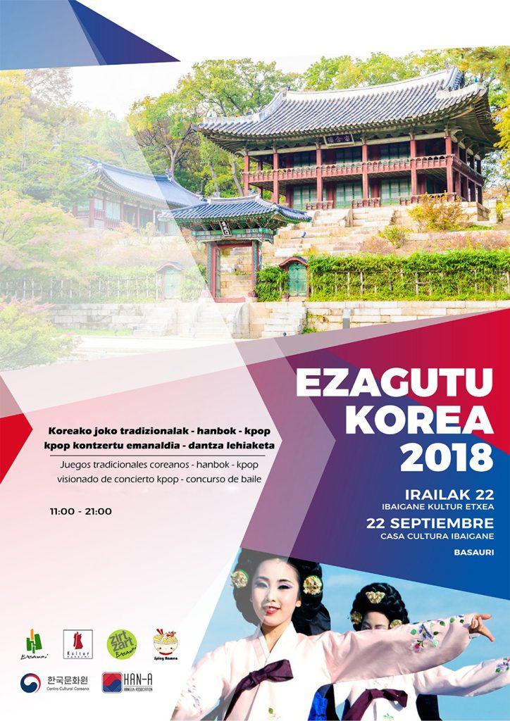 Ezagutu Korea Acerca A Basauri La Cultura Coreana Con Talleres