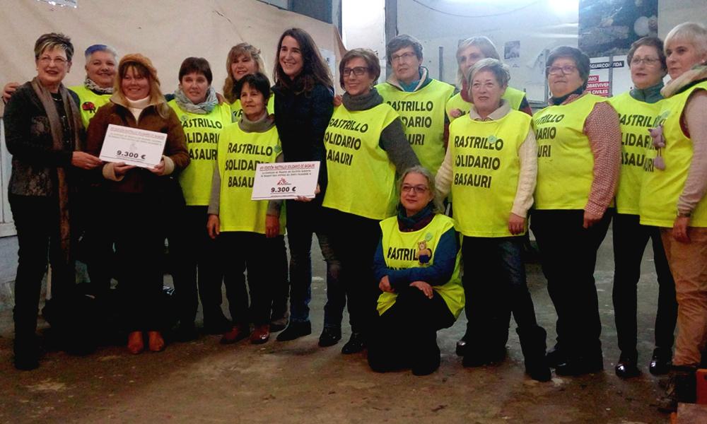 rastrillo solidario basauri