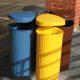 papeleras reciclaje selectivo