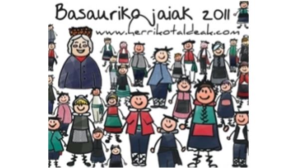 basauri_sanfaustos_2011_herriko_taldeak_araitz_oscoz_pegatina