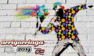 arrigorriaga_clown_2014_cartel