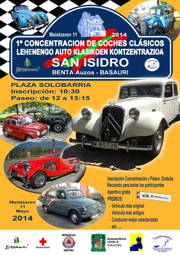basauri_benta_fiestas_2014_coches_clasicos_exposicion