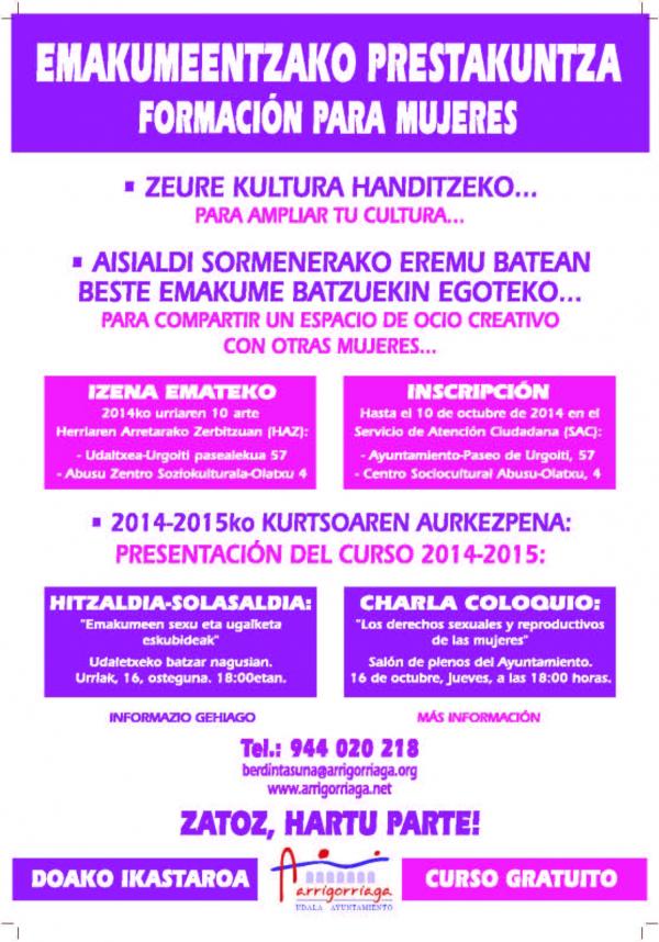 arrigorriaga_formacin_mujeres_2014