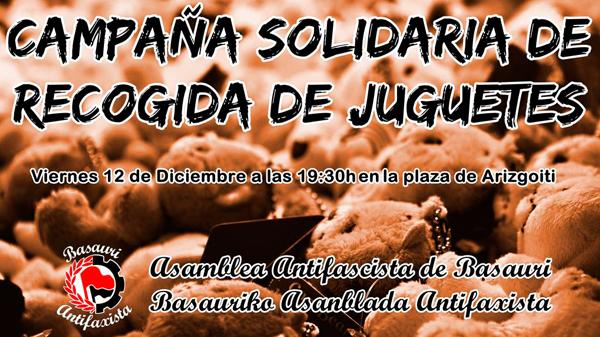 basauri_antifascista_2014_recogida_juguetes_cartel