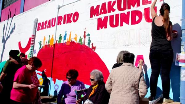 basauri marienea 2015 mural