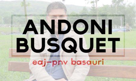 basauri andoni busquet 2015 elecciones titulo