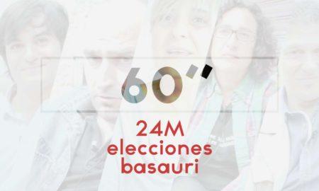 basauri elecciones 2015 60 segundos