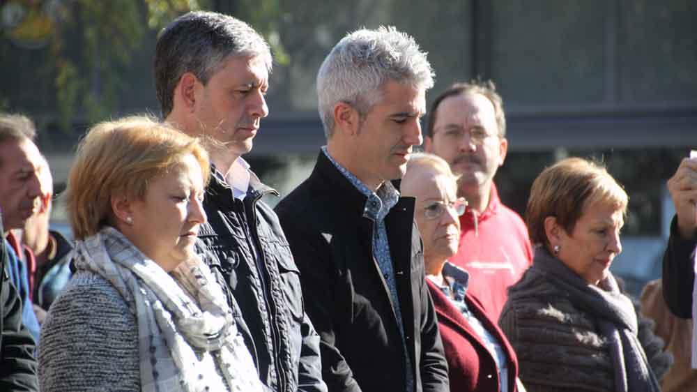 galdakao atentado 2015 paris concentracion 7