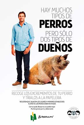 basauri animales 2016 ordenanza cartel 1