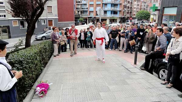 basauri vicente anton ferrero 2011 homenaje