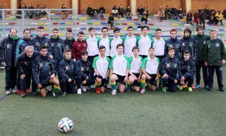 basauri futbol selekzioa 2016 partidua 4