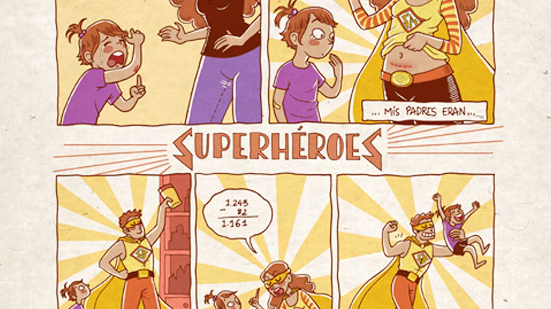 basauri ganorabako 2016 superheroes