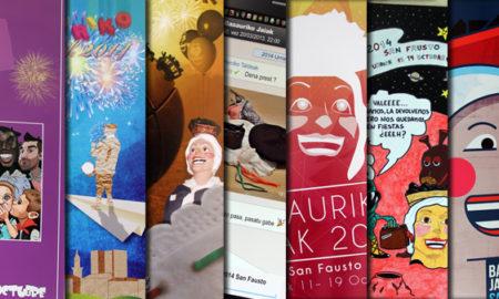 basauri san fausto 2014 carteles expo
