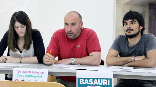 basauri bai 2015 candidatura presentacion