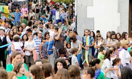 arrigorriaga fiestas 2015 gente txupinazo