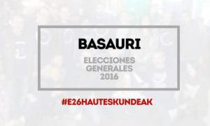 basauri elecciones 2016 generales