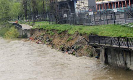 Soloarte Basauri Muro Derrumbe Paseo 2018