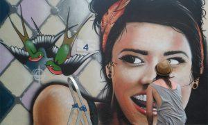 urban festa grafitis