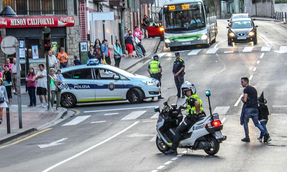 vigilar uso movil conduccion