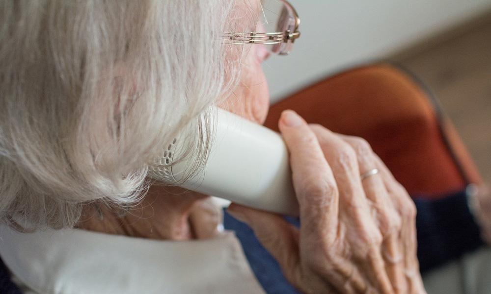 personas mayores riesgo soledad