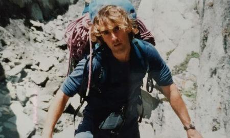 david larrion alpinista