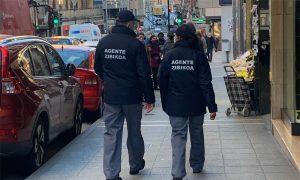 agentes civicos calles