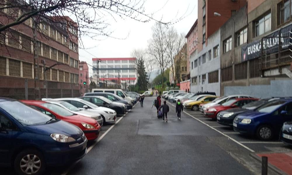 urbi aparcamiento