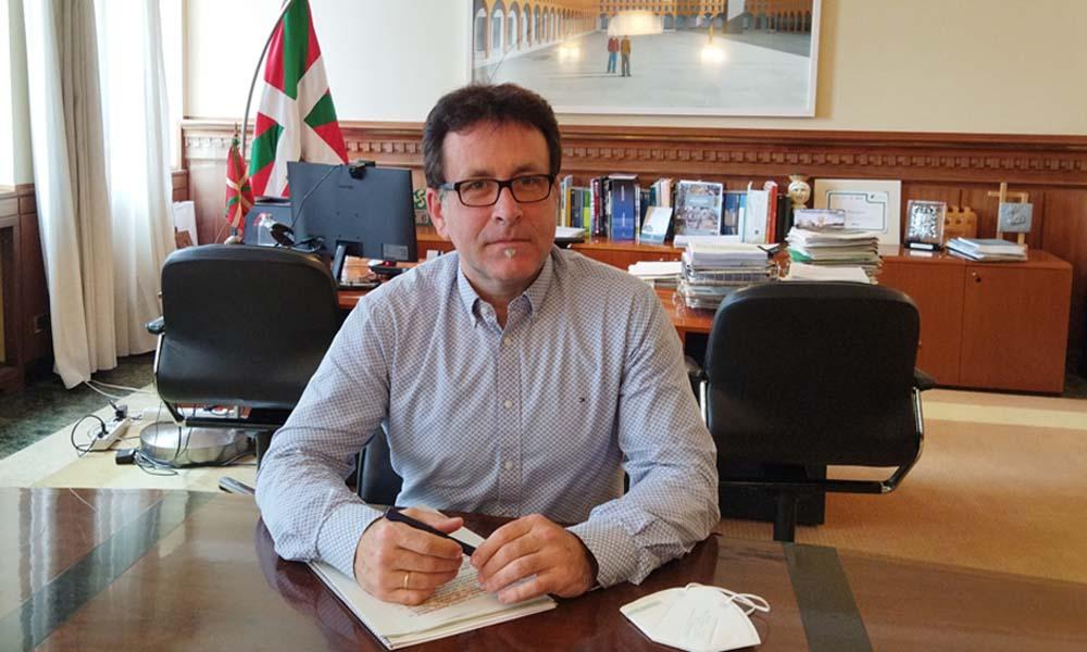 asier iragorri alcalde basauri