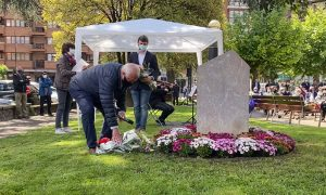 galdakao homenaje victimas